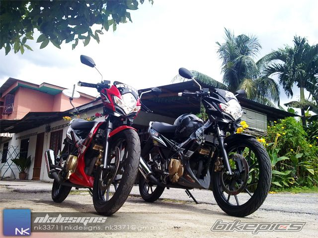 Photo of Motor-motor Modifikasi