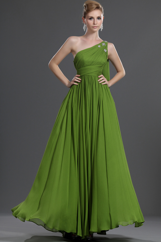 Les robes de soiree en foulard