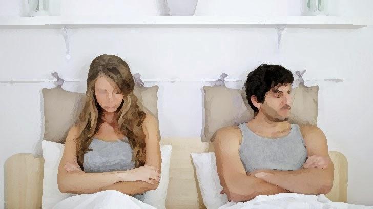 problemas sexuales por el estrés