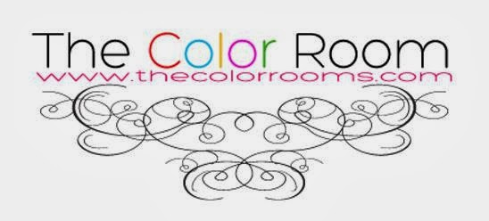 Guest Designer for The Color Room
