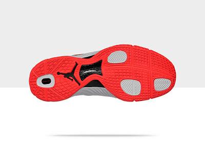 Black/White-Bright Crimson, Style - Color # 540203-009