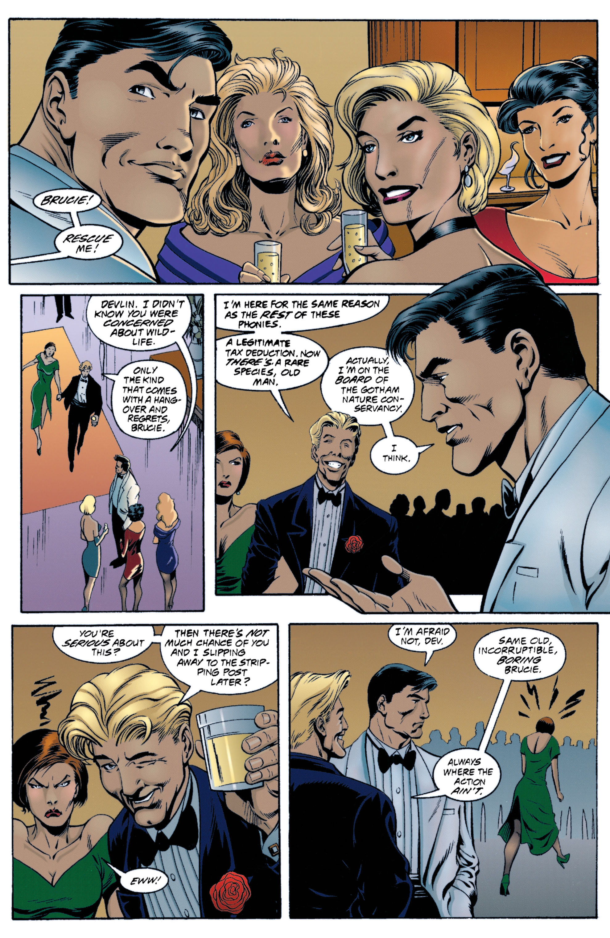 Detective Comics (1937) Issue #711 Page 8