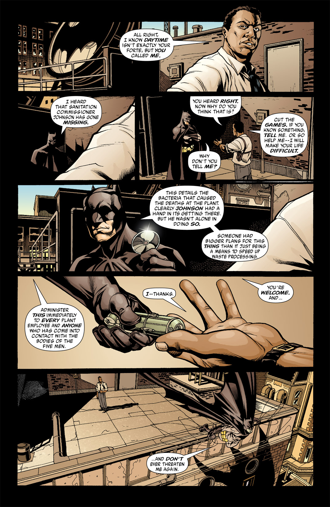 Detective Comics (1937) Issue #795 Page 22