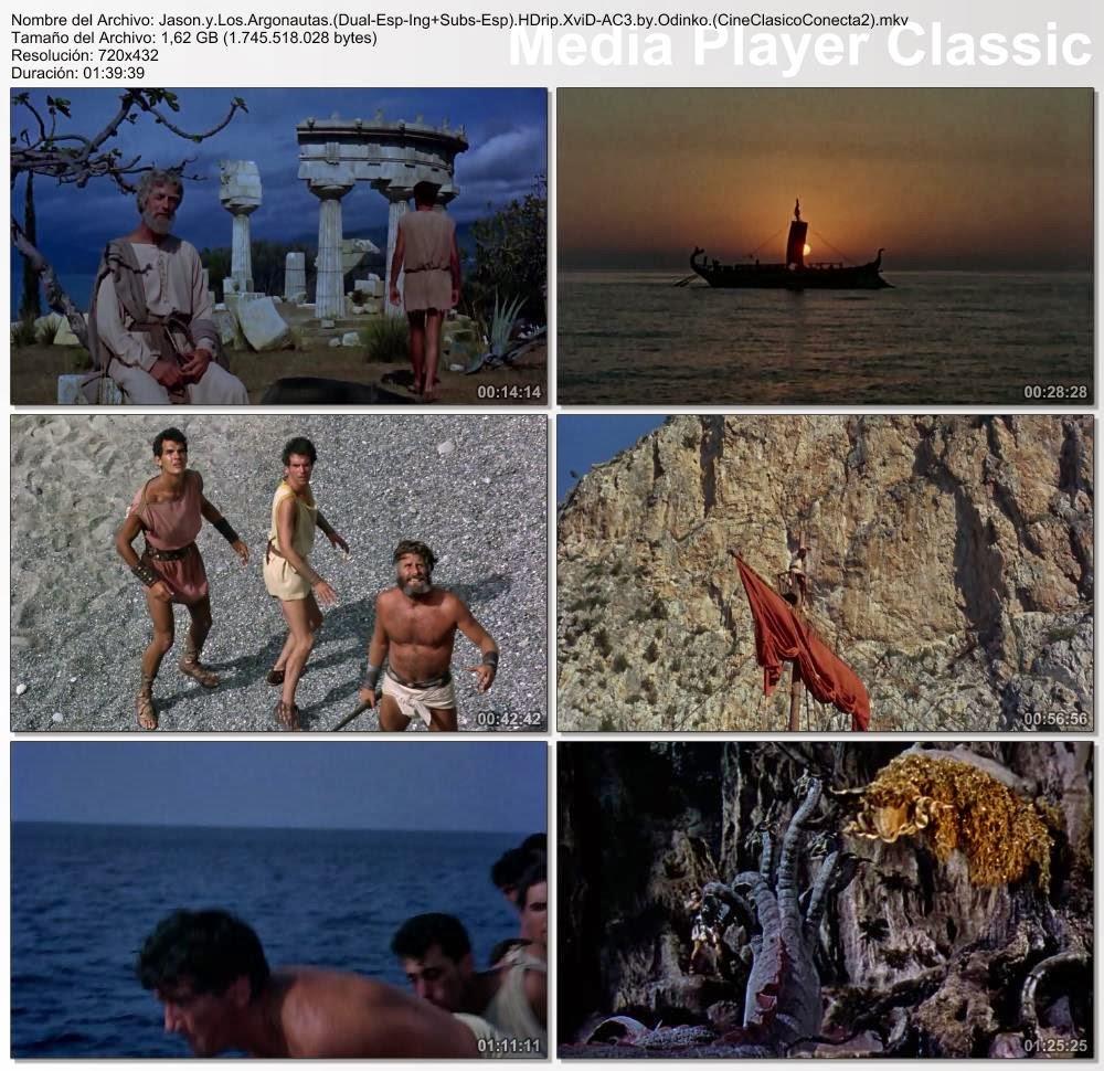 Jasón y los argonautas | 1963 | Jason and the Argonauts