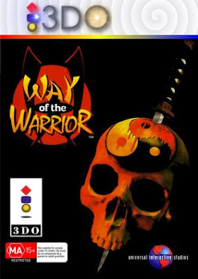 WAY OF THE WARRIOR 3DO