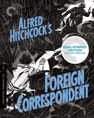 Alfred Hitchcock's Foreign Correspondent (Criterion Collection) (Blu-ray/DVD)