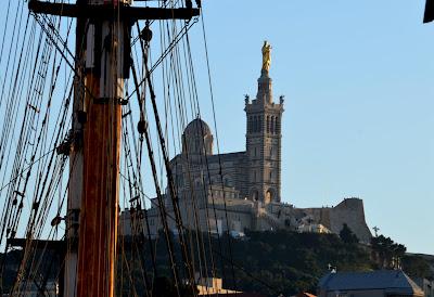 Notre Dame de La Garde - Marseille 2013
