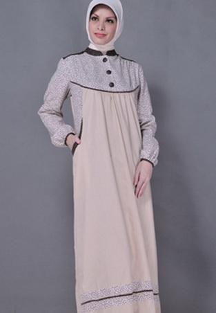 Gambar Model Baju Gamis 377