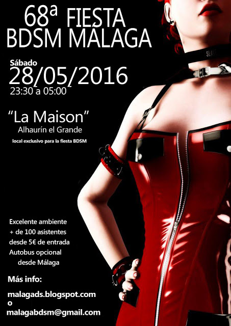 68ª fiesta BDSM en Málaga @ La Maison BDSM | Alhaurín el Grande | Andalucía | España