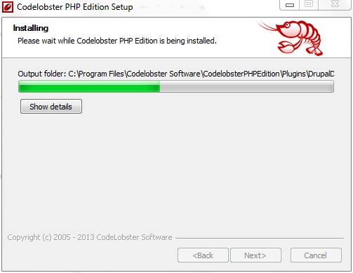 codelobster installation