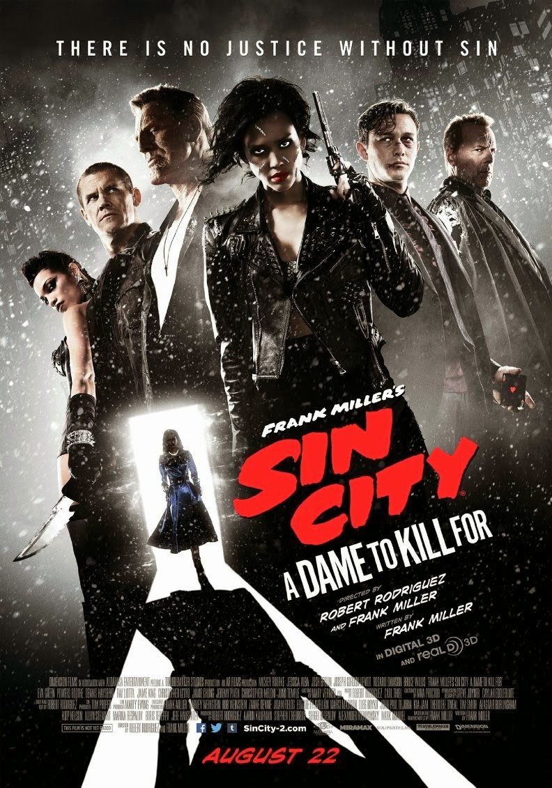 Film Sin City: A Dame to Kill For (2014)
