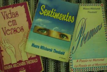 Minhas Três Obras Literárias