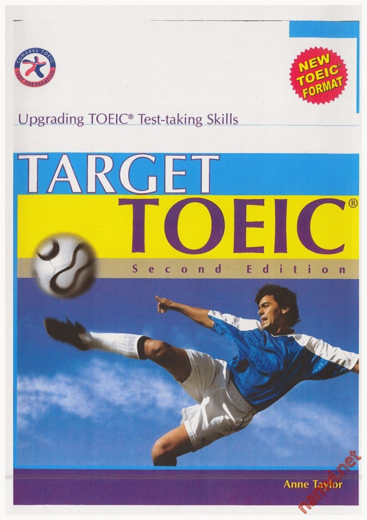 Target TOEIC 2nd Edition Book