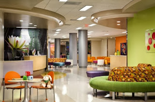 Childrens Hospital Guest Area