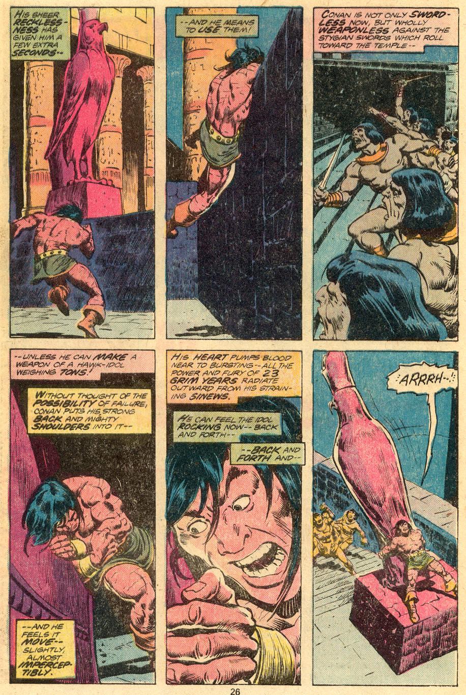 Conan the Barbarian (1970) Issue #76 #88 - English 15