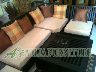 Furniture Minimalis Ruang Tamu