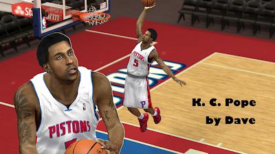 NBA 2K14 KCP Patch