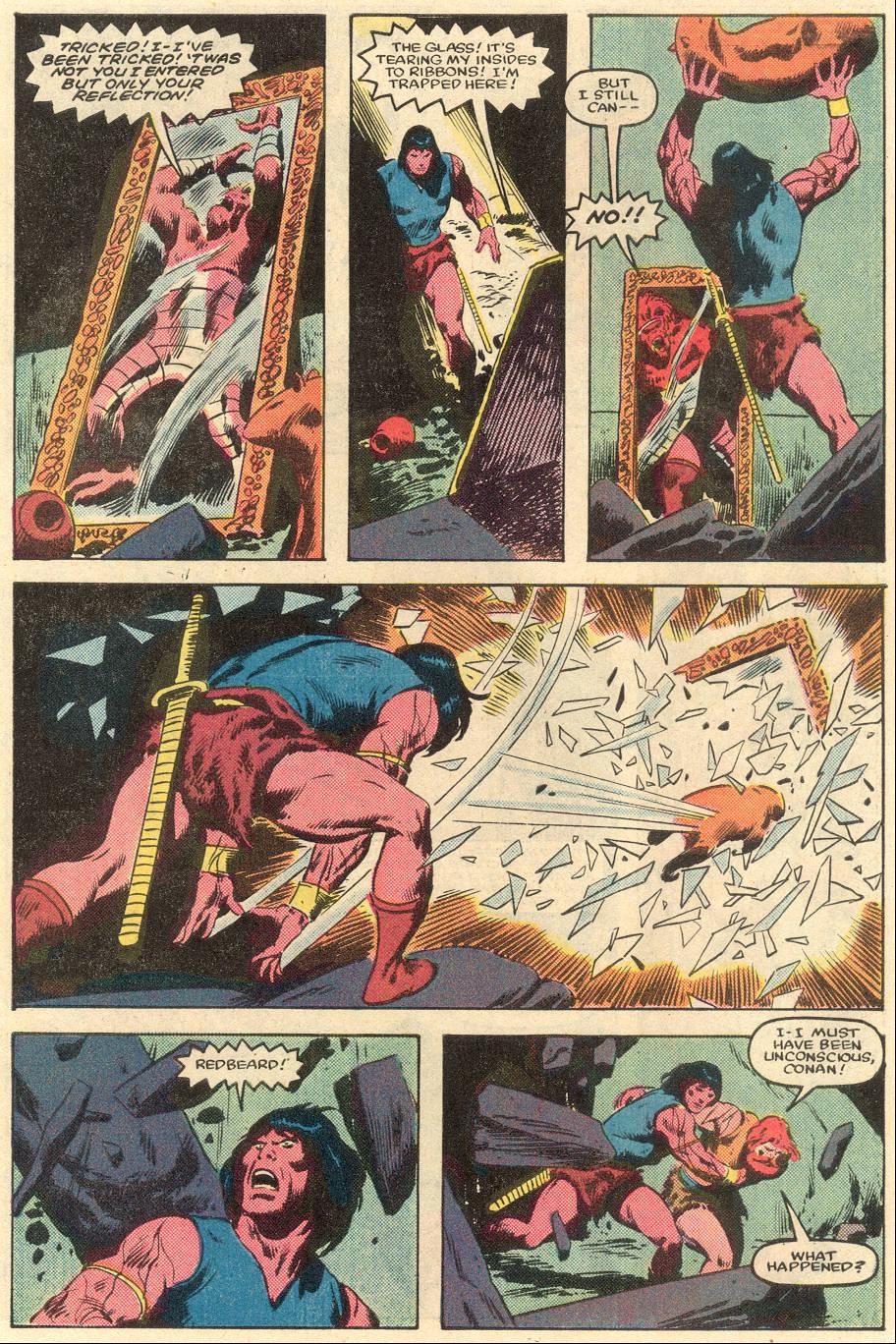 Conan the Barbarian (1970) Issue #162 #174 - English 22