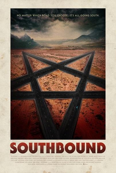 Film Southbound 2016 Bioskop