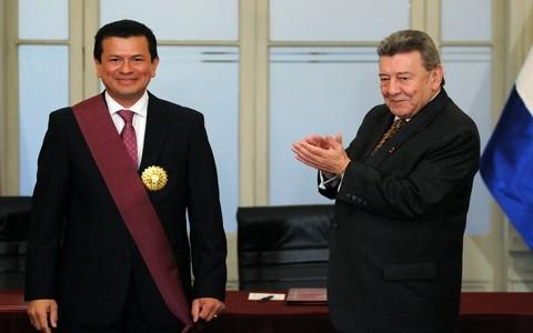 Blog Institucional Visita Oficial Al Peru Del Ministro De