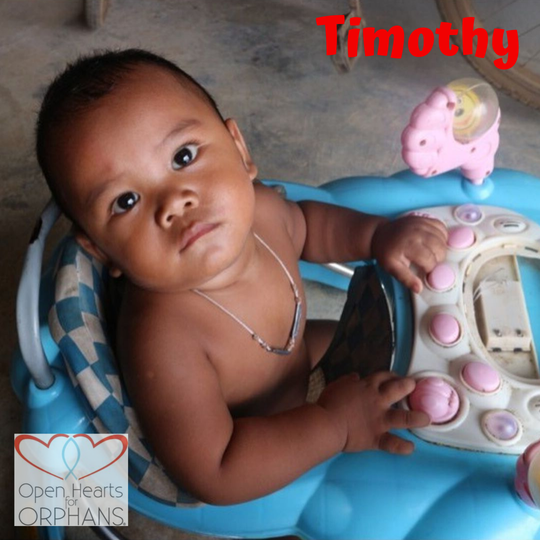 Sponsor Timothy