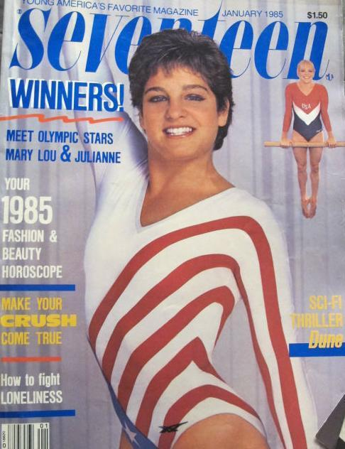 Magazine Covers 1980s