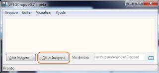 JPEGCrops - corte imagens em lote