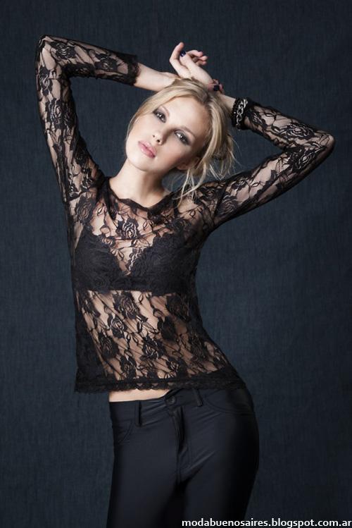 Ropa de moda invierno 2014.