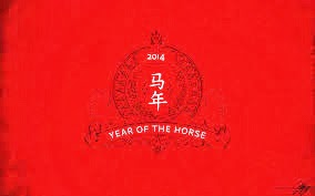Chinese new year 2014 animal