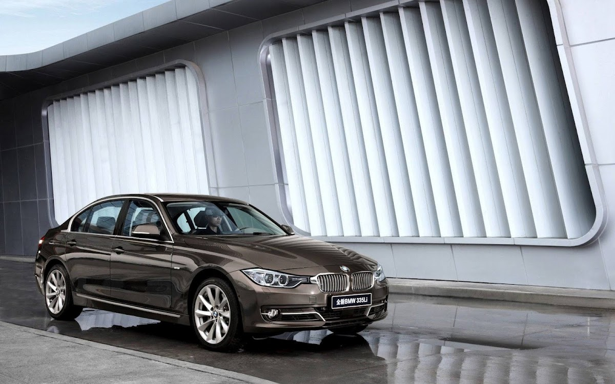 2013 BMW 3 Series Li Wallpapers