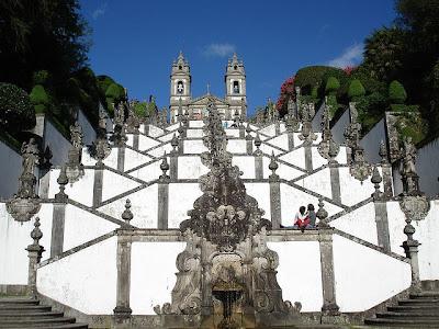 Scalinata Braga
