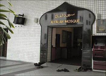 Masjid Di Singapore