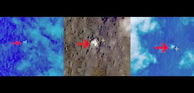 Tiada Bangkai, Serpihan Pesawat Di Lokasi Satelit China