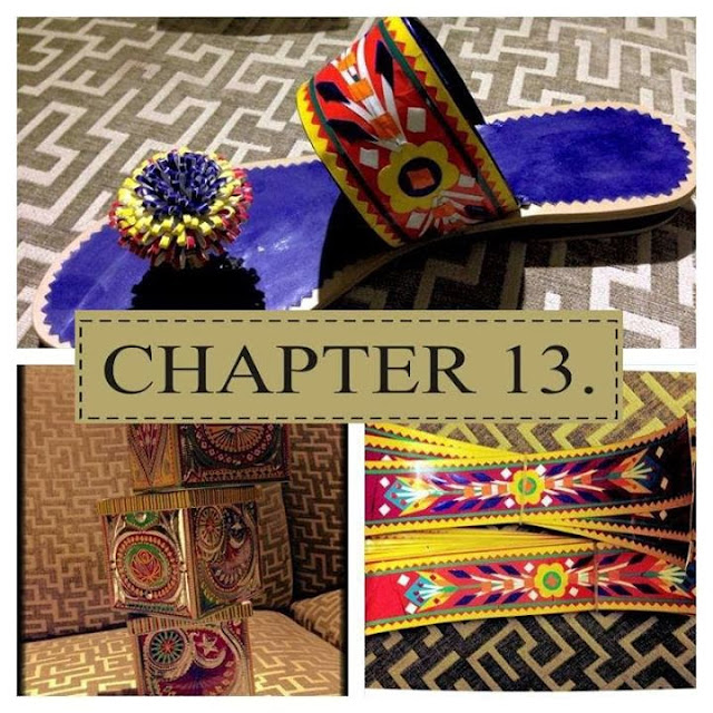 Fashion Pakistan Lounge presents truck art collection accessories 2013