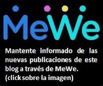 Sígueme en MeWe