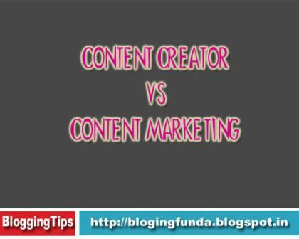 Content Marketing an easy approach to understand customers interest to reap success in your blogging by selling them your content or any product by creating or sharing of media.