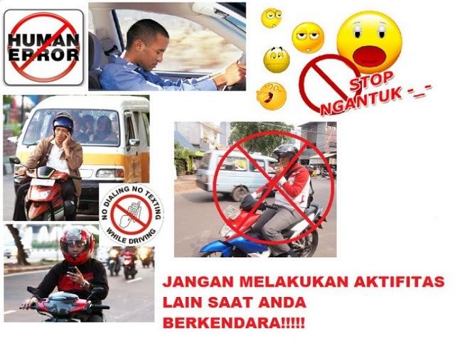 Tips Aman Berkendaraan