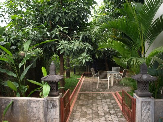 sinox nursery menata halaman rumah agar tampil cantik