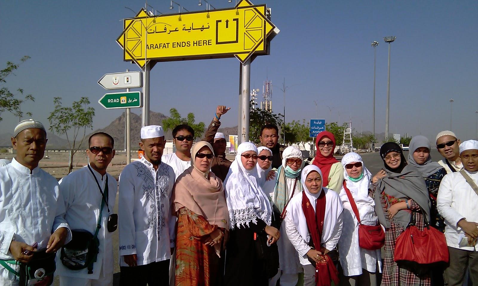 Jamaah Haji plus