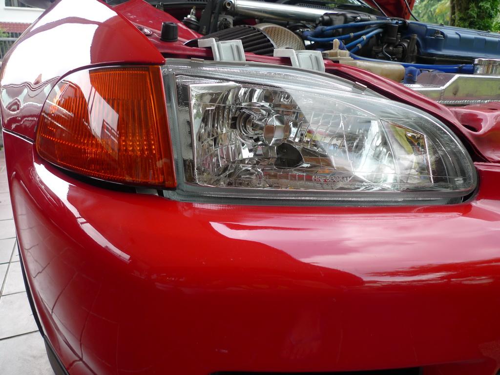 how to fix bumper gap