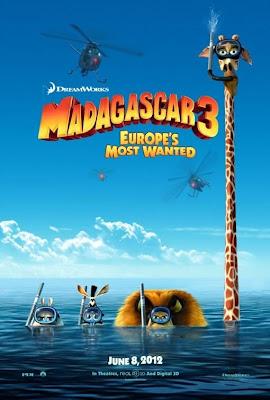 Ver Madagascar 3: De marcha por Europa (2012) Online