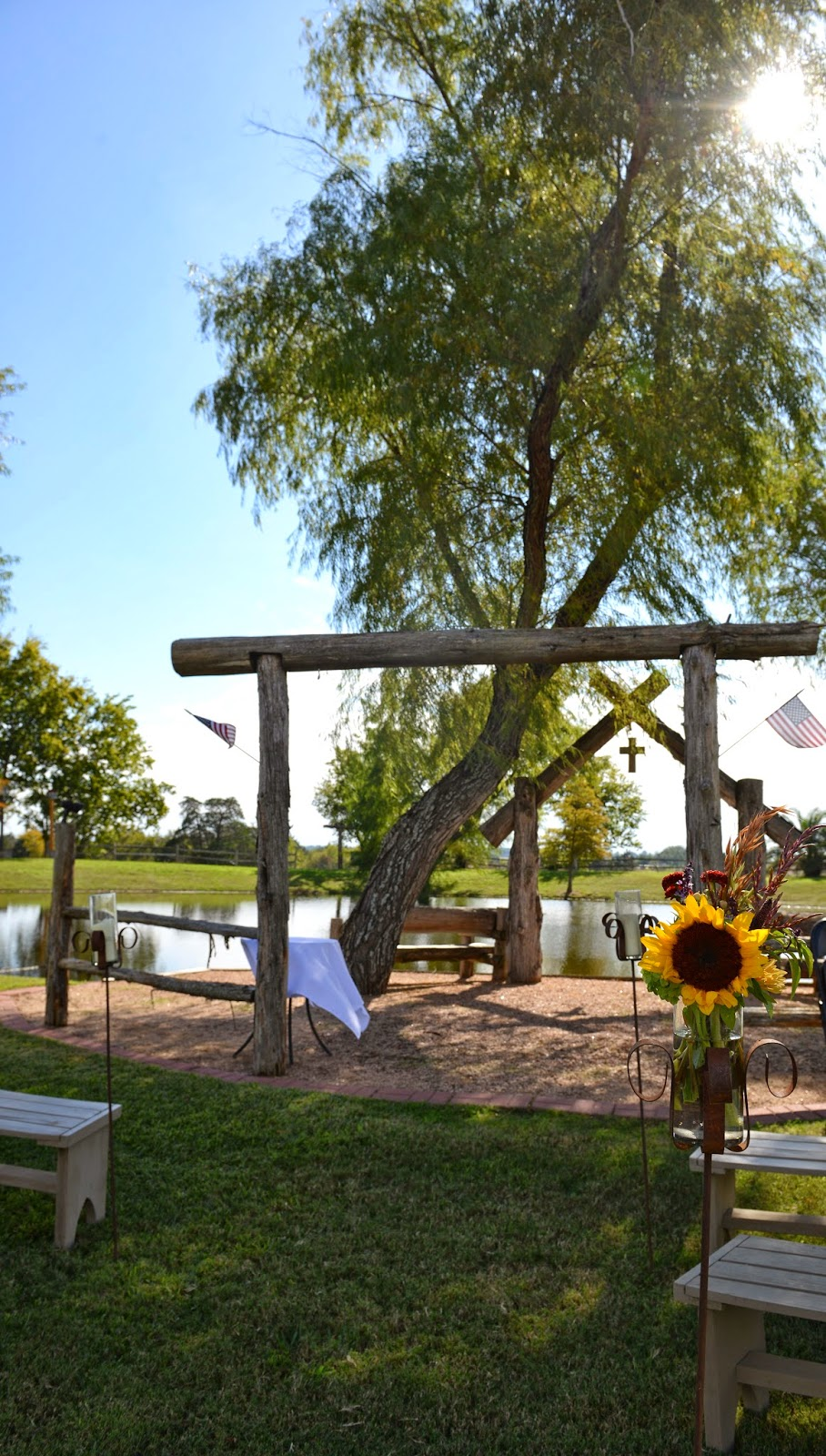Texas Country Weddings Beautiful Ceremony Sites To Choose From