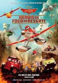 Assistir Filme Aviões 2 Heróis do Fogo ao Resgate Dublado Online
