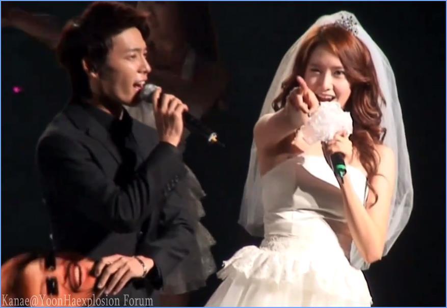 Yoona Kiss Siwon Yoona Dan Siwon Sebenarnya ga