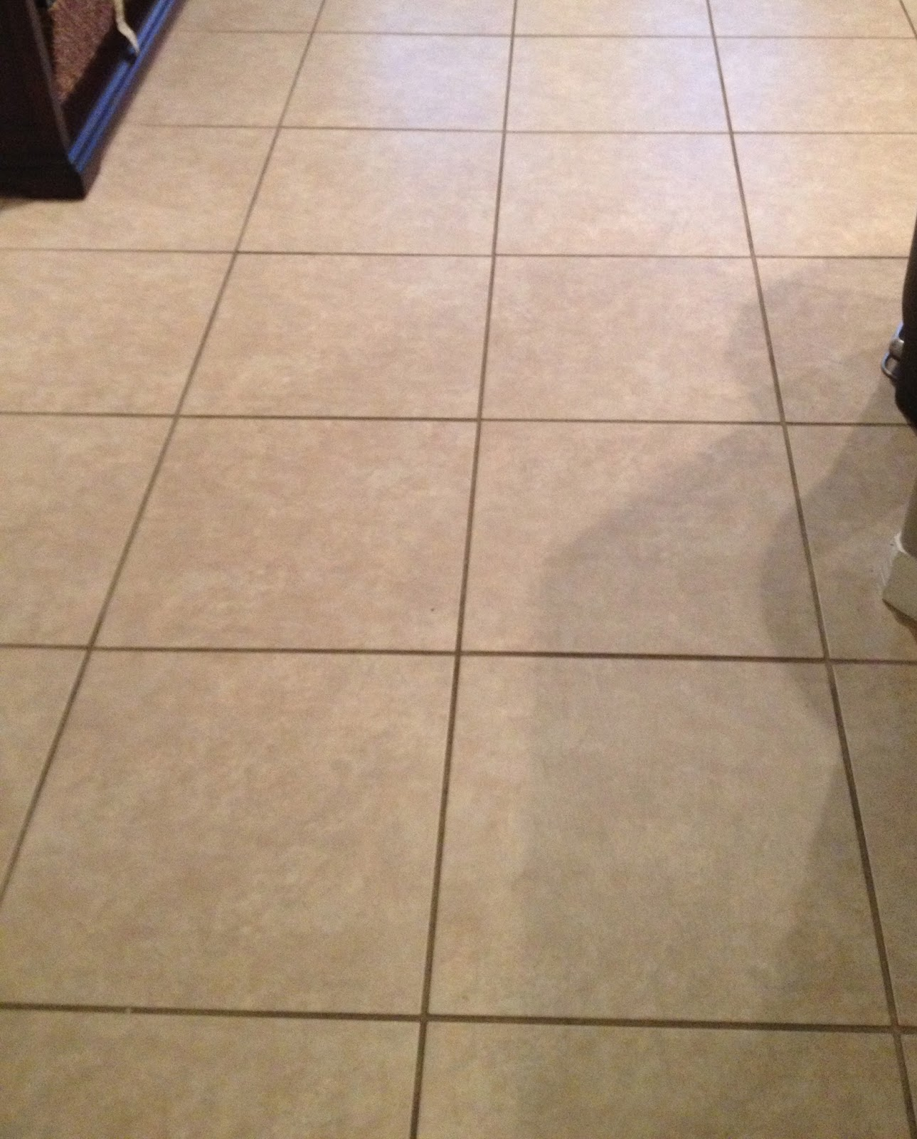 Natural safe tile floor cleaner only 3 ingredients overthrow tile floor cleaner diy the hydrogen peroxide and the vinegar together really work well together to kill bacteria you can even add tea tree essential oil doublecrazyfo Choice Image