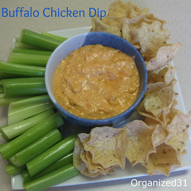 Organized31 - Buffalo Chicken Dip
