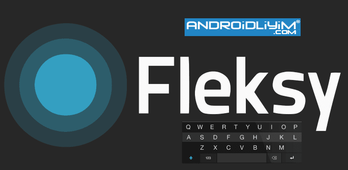 fleksy klavye full apk android