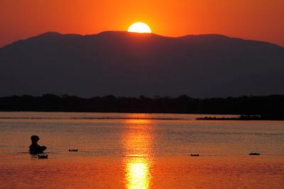 natural scenes Sun set