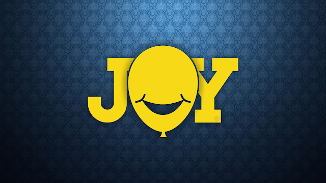 Joy: My One Word for 2016