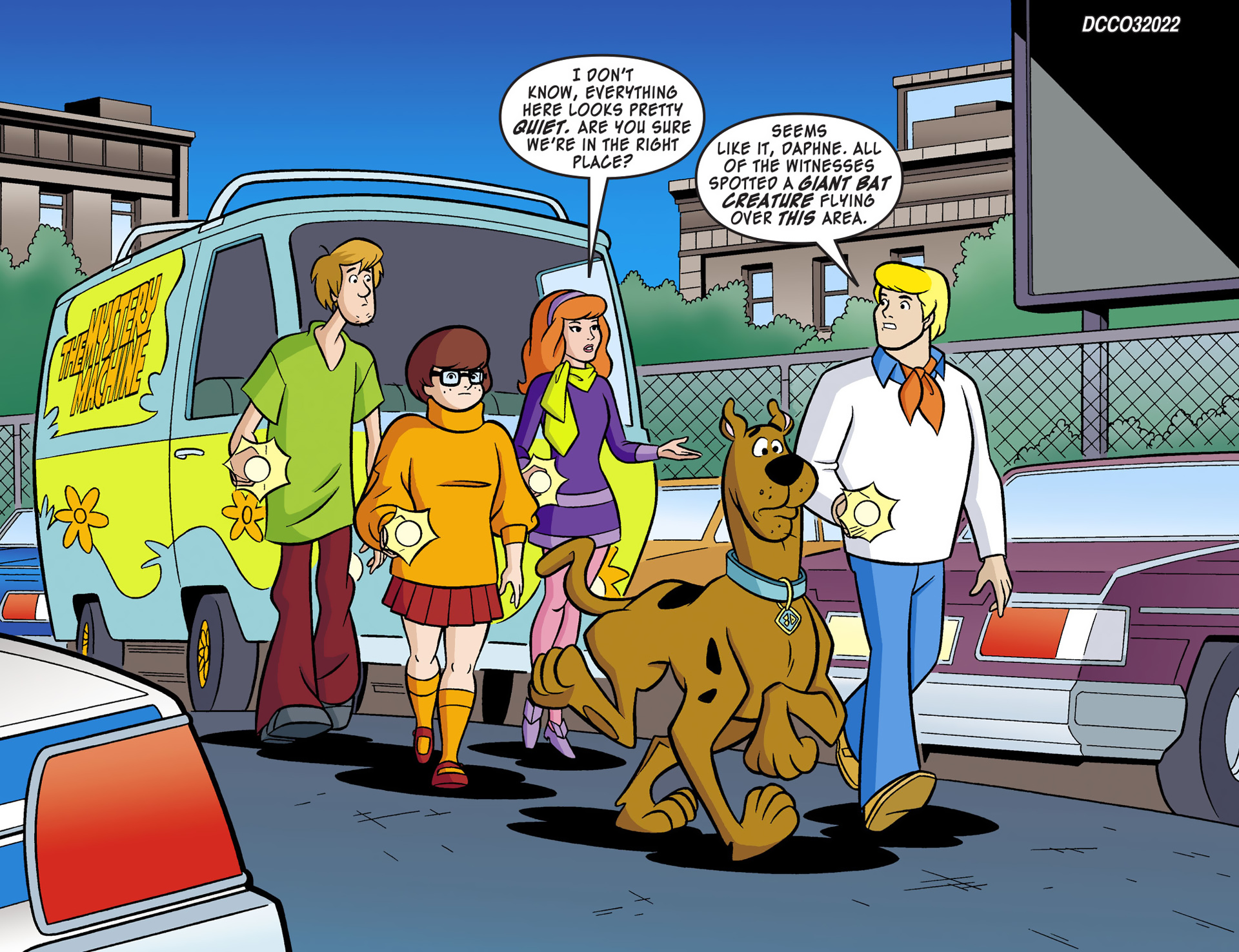 Read online Scooby-Doo! Team-Up comic -  Issue #1 - 3
